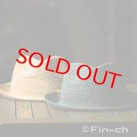 Pinta‐straw hat(ピンタ・ストローハット)