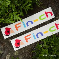 「Fin-ch」カラフルカッティングシート