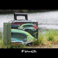 TACKLE BOX WRAPPING Fin-ch x 吉田周平