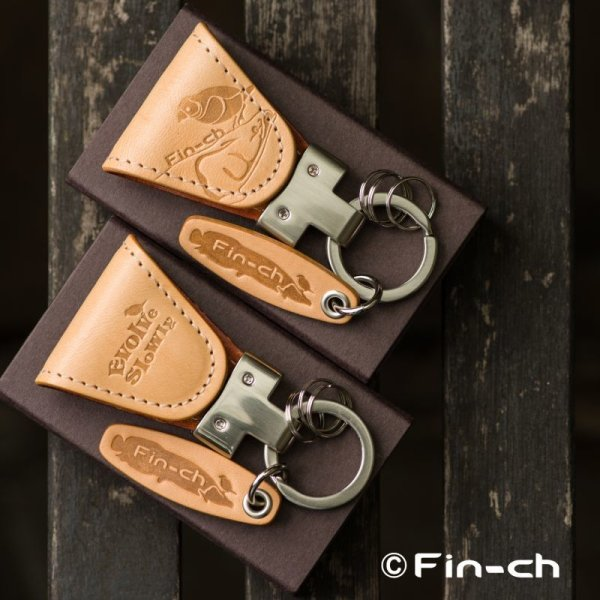 画像1: Key Clip [Fin-ch x Vintage Revival Productions]