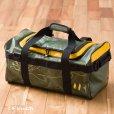 画像1: Tortuga Travelling bag(トルトガトラベリングバッグ)マスタードxカーキ (1)