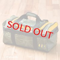 Tortuga Travelling bag(トルトガトラベリングバッグ)マスタードxカーキ