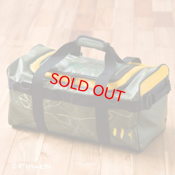 画像1: Tortuga Travelling bag(トルトガトラベリングバッグ)マスタードxカーキ