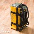 画像2: Tortuga Travelling bag(トルトガトラベリングバッグ)マスタードxカーキ (2)