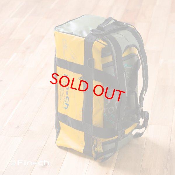 画像2: Tortuga Travelling bag(トルトガトラベリングバッグ)マスタードxカーキ