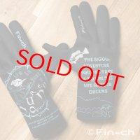 Genovesa-Fin-ch-Glove (ヘノベサフィンチグローブ) Type Evolve
