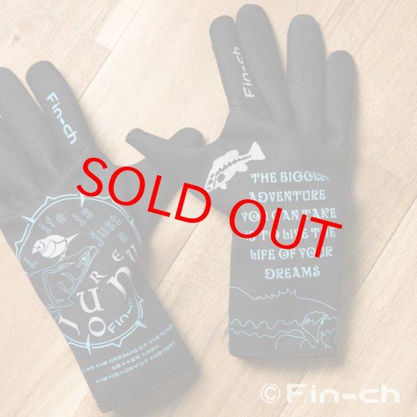 画像1: Genovesa-Fin-ch-Glove (ヘノベサフィンチグローブ) Type Evolve (1)