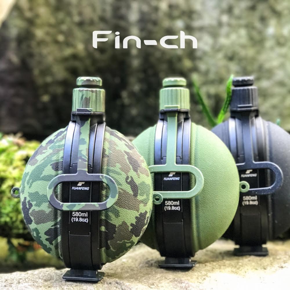 画像1: Foldable bottle. (1)