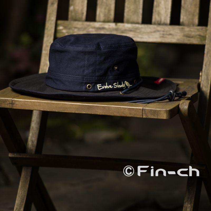 画像1: Pinta‐Horizon Hat(ピンタ・ホライズンハット)ネイビーxブラック  (1)
