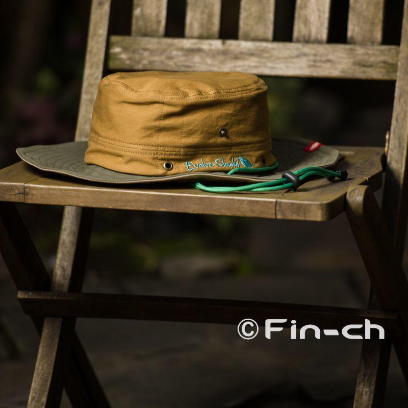 画像1: Pinta‐Horizon Hat(ピンタ・ホライズンハット)ベージュxカーキ (1)