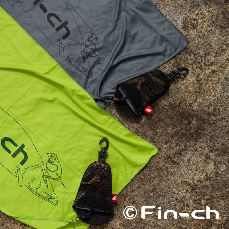 画像1: フィンチ・どこでもタオル真ん中サイズ (1)