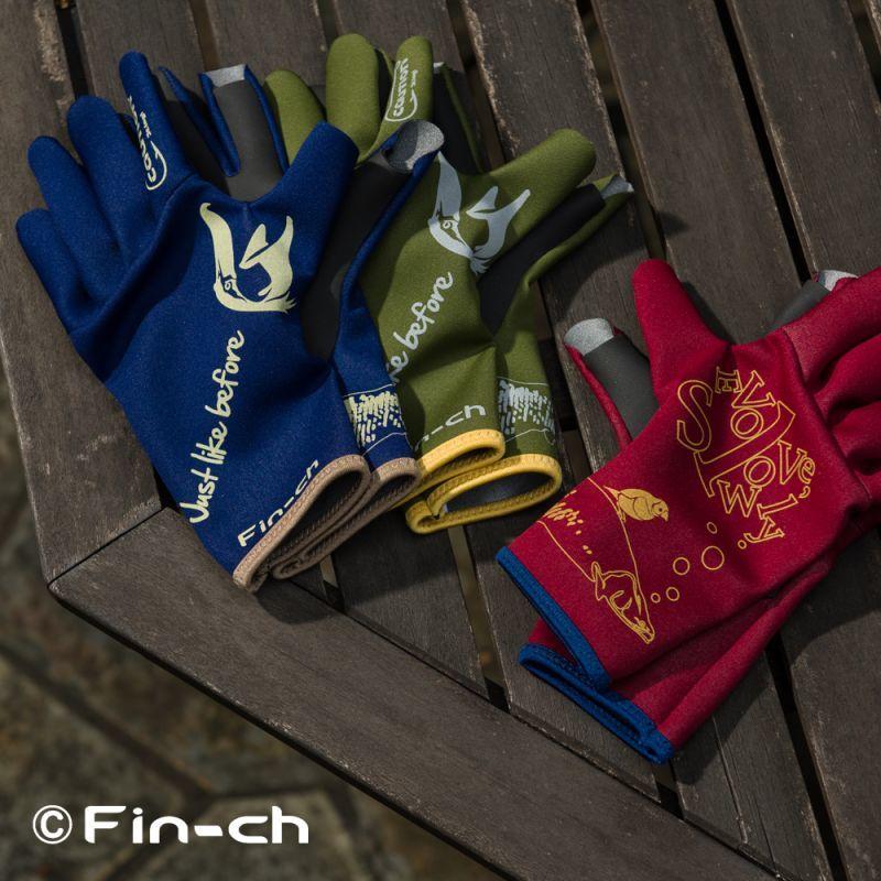 画像1: Genovesa-Fin-ch-Glove2018(ヘノベサフィンチグローブ)  (1)